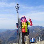 奈良県釈迦ケ岳に登山が翌日の施術に生かされたお話