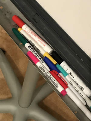 クリーンランゲージとカラーペン
