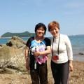 和歌山の海でマーメイドになって来ました