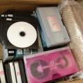 ビデオテープ(VHSなど)をデジタル(DVD)に。