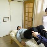 滋賀県の近江健康回復センターの西村理澄先生も来てくださって勉強会でした