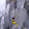 フチ子の雪山登山と有馬の氷瀑
