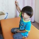 当院から最年少の音叉ヒーラー誕生です