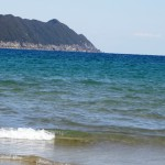 徳島県宍喰町へお墓参り。そして海。