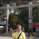 十日戎で闘鶏神社へ。