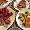 心のこもった手料理ごちそうになりました(^○^)