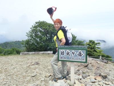 奈良県、大台が原山
