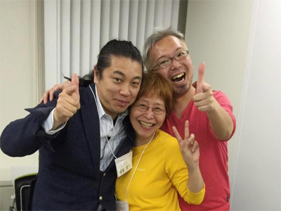 1DAYコーチングセミナーに行ったよ(その1)齋藤慶太さんと宮越大樹さん