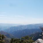 奈良県の大峰山系『大普賢岳』