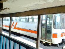 紀州鉄道「西御坊」駅