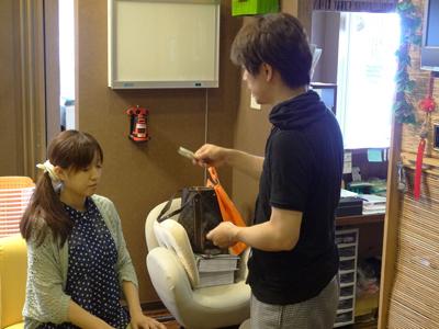 ●大阪のヒーラー整体師150cmの等身大