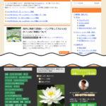 ブログのデザイン変更