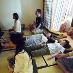 【誘導瞑想編の感想】下腹部が緩んで、穏やかで満たされた気持ち