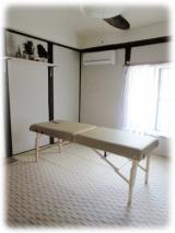 大阪市谷町九丁目の神聖なヒーリングルーム